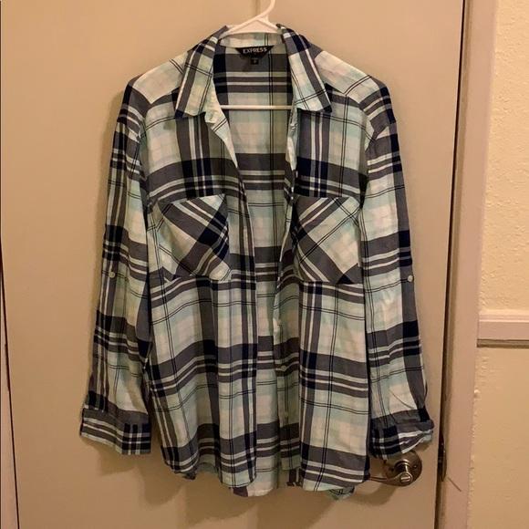 Express Women's Flannel M